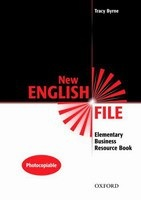 New English File Elementary Business Resource Book (Oxenden, C. - Latham-Koenig, C. - Seligson, P.)