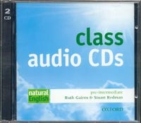 Natural English Pre-Intermediate Class CD /2/ (Gairns, R. - Redman, S.)