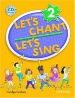 Let's Chant, Let's Sing 2 Student's Book + CD Pack (Graham, C.)