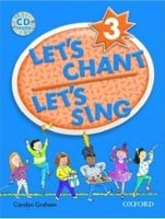 Let's Chant, Let's Sing 3 Student's Book + CD Pack (Graham, C.)