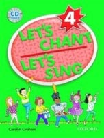 Let's Chant, Let's Sing 4 Student's Book + CD Pack (Graham, C.)