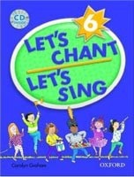 Let's Chant, Let's Sing 6 Student's Book + CD Pack (Graham, C.)