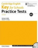 Cambridge English Key for Schools Practice Tests with Key + CD (Quintana, J.)