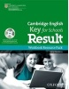 Cambridge English Key for Schools Result Workbook without Key (Quintana, J.)
