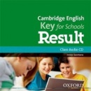 Cambridge English Key for Schools Result Class CD (Quintana, J.)