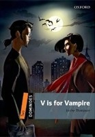 Dominoes 2 V is for Vampire (Bowler, B. - Parminter, S.)