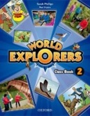 World Explorers 2 Course Book (Phillips, S. - Shipton, P.)