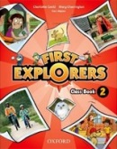 First Explorers 2 Course Book (Covill, Ch. - Charrington, M. - Shipton, P.)