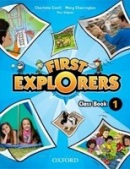 First Explorers 1 Course Book (Covill, Ch. - Charrington, M. - Shipton, P.)