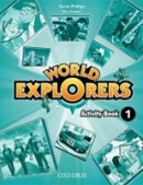World Explorers 1 Activity Book (Phillips, S. - Shipton, P.)