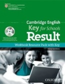 Cambridge English Key for Schools Result Workbook with Key (Quintana, J.)