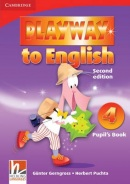 Playway to English, 2nd Edition 4 Pupil's Book (G. Gerngross, H. Puchta, G. Holcombe)