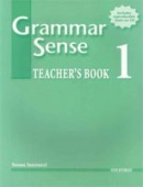 Grammar Sense 1 Teacher's Book + Test CD (Bland, S. K.)