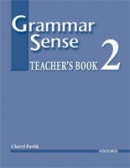 Grammar Sense 2 Teacher's Book + Test CD (Bland, S. K.)