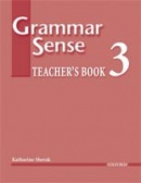 Grammar Sense 3 Teacher's Book + Test CD (Bland, S. K.)