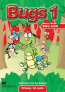 Little Bugs 1 Story Cards (Read, C. - Soberon, A.)