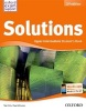 Solutions 2nd Edition Upper-Intermediate Student´s Book (Falla, T. - Davies, P. A.)
