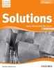 Solutions 2nd Edition Upper-Intermediate Workbook + CD (Falla, T. - Davies, P. A.)