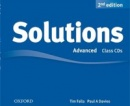 Solutions, 2nd Edition Advanced Class CDs (Falla, T. - Davies, P. A.)