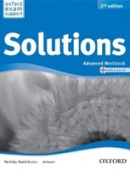 Solutions, 2nd Edition Advanced Workbook + CD (Falla, T. - Davies, P. A.)