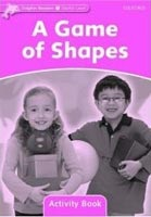 Dolphin Starter Game of Shapes Activity Book (Wright, C.)