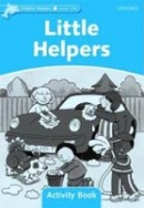 Dolphin 1 Little Helpers Activity Book (Wright, C.)