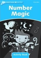 Dolphin 1 Number Magic Activity Book (Wright, C.)