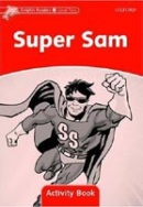 Dolphin 2 Super Sam Activity Book (Wright, C.)