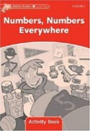 Dolphin 2 Numbers, Numbers Everywhere Activity Book (Wright, C.)