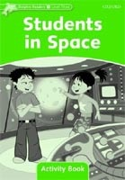 Dolphin 3 Students in Space Activity Book (Wright, C.)