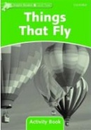 Dolphin 3 Things That Fly Activity Book (Wright, C.)