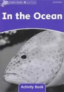 Dolphin 4 In the Ocean Activity Book (Wright, C.)