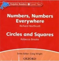 Dolphin 2 CD Numbers Everywhere & Circles and Square (Wright, C.)