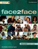 face2face Intermediate Student's Book + CD/CD-ROM (Chris Redston, Gillie Cunningham)