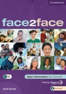 face2face Upper Intermediate Test Generator CD-ROM (Redston, Ch. - Cunningham, G.)