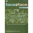 face2face Advanced Classware DVD-ROM (single classroom) (Redston, Ch. - Cunningham, G.)