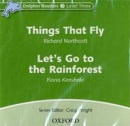 Dolphin 3 CD Things That Fly & Let's Go to Rainfores (Wright, C.)