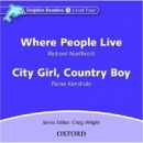 Dolphin 4 CD Where People Live & City Girl, Country Boy (Wright, C.)