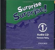 Surprise Surprise! 1 Class CD (Reilly, V. - Mohamed, S.)