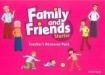 Family and Friends Starter Teacher's Resource Pack (Simmons, N.)