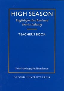 High Season Teacher's Book (Harding, K. - Henderson, P.)
