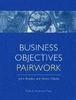 Business Objectives Pairwork (Hollett, V. - Phillips, A. + T. - Duckworth, M.)