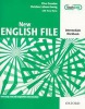 New English File Intermediate Workbook without Key (Oxenden, C. - Latham-Koenig, C. - Seligson, P.)