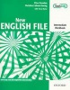 New English File Intermediate Workbook + MultiROM with Key (Oxenden, C. - Latham-Koenig, C. - Seligson, P.)