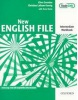 New English File Intermediate Workbook + MultiROM without Key (Oxenden, C. - Latham-Koenig, C. - Seligson, P.)