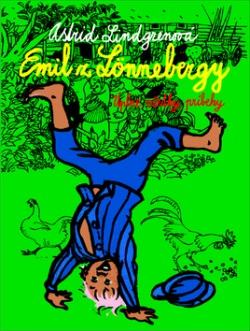Obálka knihy Emil z Lönnebergy