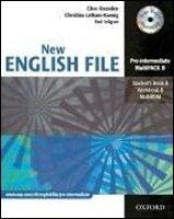New English File Pre-Intermediate Multipack B (Oxenden, C. - Latham-Koenig, C. - Seligson, P.)