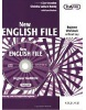 New English File Beginner Workbook without Key and MultiROM Pack (Oxenden, C. - Latham-Koenig, Ch.)
