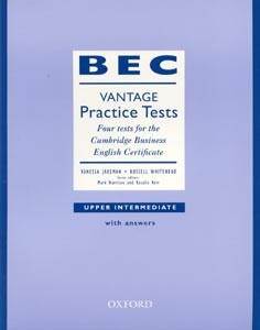 BEC Practice Tests Vantage with Key (Harrison, M. - Kerr, R. - Jakeman, V.)