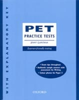 PET Practice Tests - Book with Key (Quintana, J.)